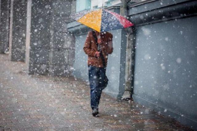 Погода на 11 февраля: в Украине ожидаются осадки