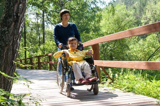 У детей с инвалидностью во время учебы будут персональные ассистенты