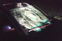 В Ровенской области пьяный «евробляхер» сбил троих пешеходов