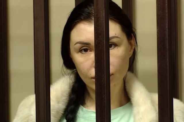 Алёна Верди в суде Краснодара.