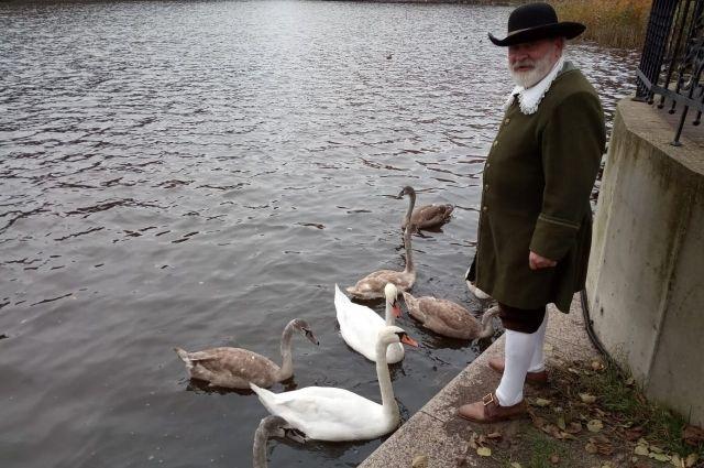 «Смотритель озера Тихое» стал лучшим проектом продвижения территорий