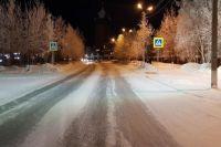 В Ноябрьске на улице 60 лет СССР водитель иномарки сбил человека