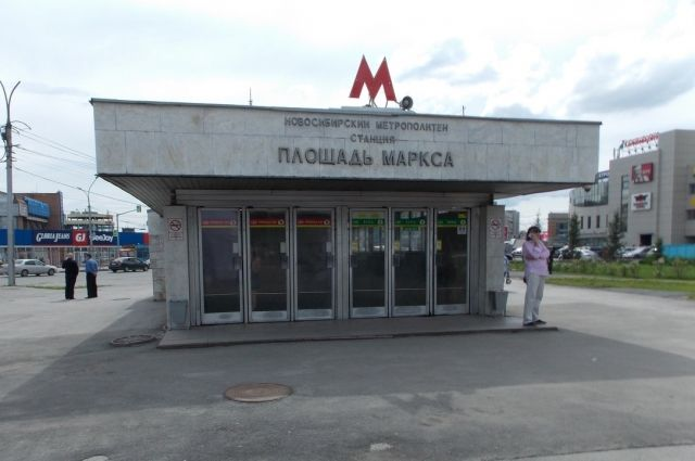 Больше всего пассажиров посещают станцию «Площадь Маркса».
