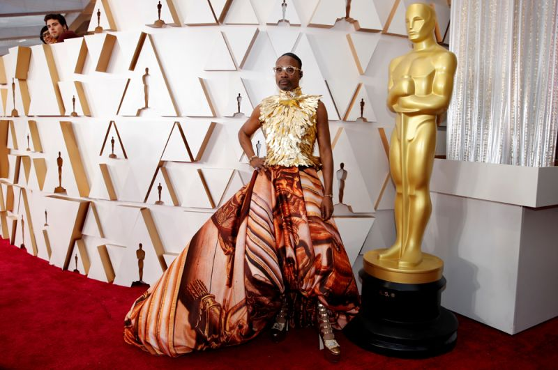 Церемония вручения «Оскара», 2020.