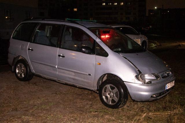 В Киеве водитель сбил пешехода и скрылся: потерпевшая в реанимации