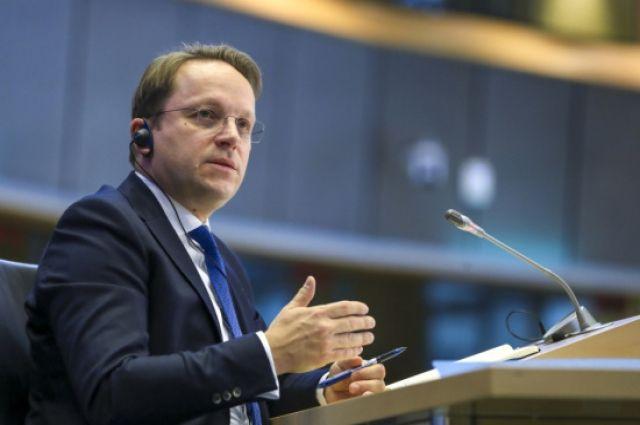 Украина и ЕС обновят соглашение о зоне свободной торговли, - еврокомиссар