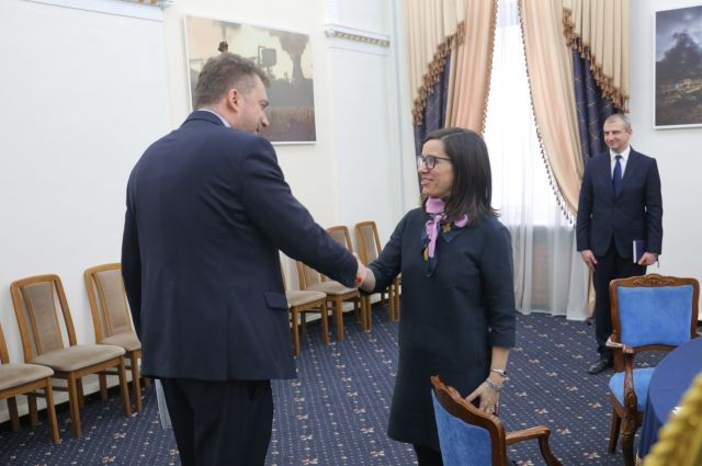 Министр обороны Украины провел встречу с послом Канады: детали