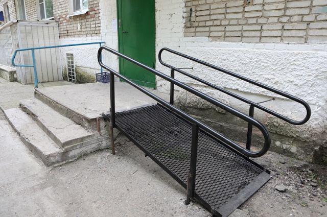 В Украине вступил в силу закон о строительстве пандусов: что изменится. Фото иллюстративное.