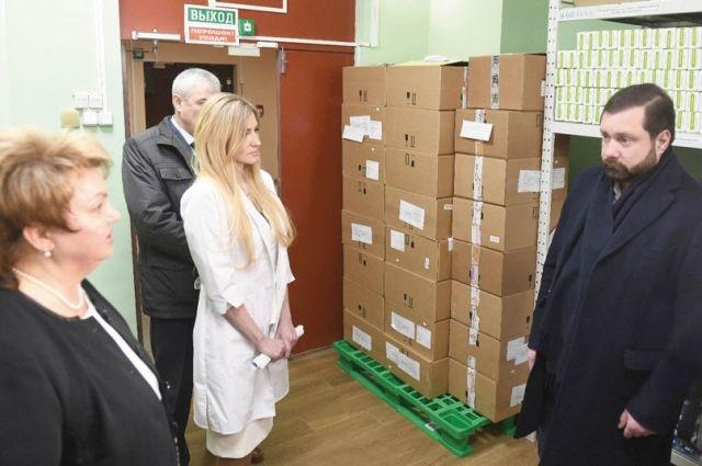 Алексей Островский выяснил, почему в получении льготных лекарств всё ещё случаются перебои.