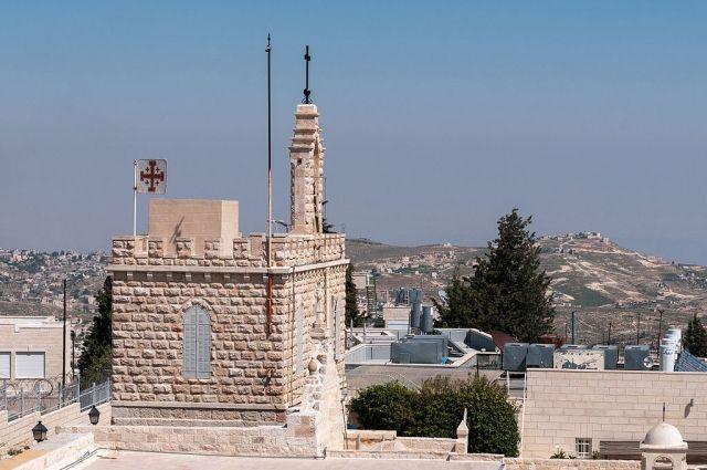 Вифлеем – самый знаменитый старинный город Палестины. По Евангелию, он считается местом рождения Иисуса Христа.