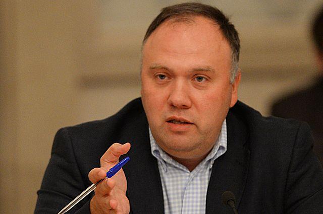 Георгий Фёдоров.