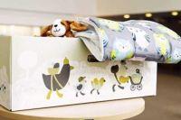 В Минсоцполитики заявили, что пакеты малыша получили более 370 тысяч детей