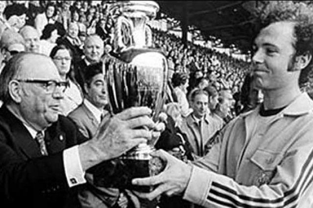В 1972 сборная ФРГ впервые выиграла Кубок Европы. Чтобы после стать самой титулованной командой континента.