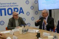 Участники клуба обсудили госполитику в сфере экологии региона.