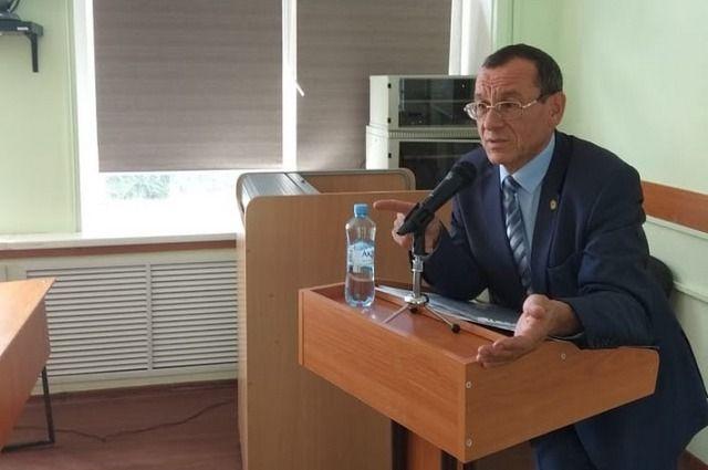 Фарит Аминев.
