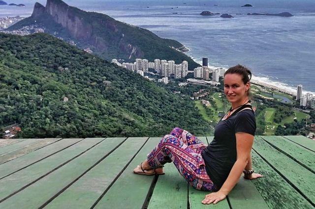 Татьяна переехала в Бразилию семь лет назад.