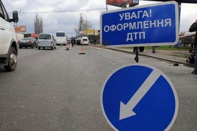 В Одесской области на оформление ДТП приехал пьяный полицейский