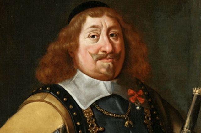 Портрет Владислава IV Вазы в кирасе, 1646 год. Вавель.
