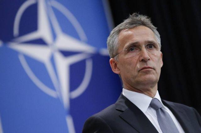 НАТО продолжит поддерживать Украину, - Столтенберг