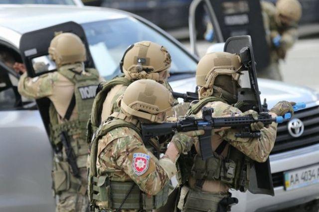 В Киевской области пройдут антитеррористические учения СБУ