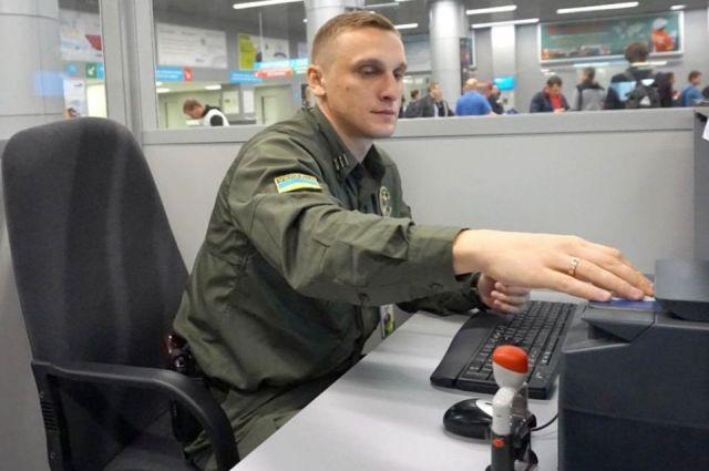 В Украину по липовым визам пытались въехать двое афганцев