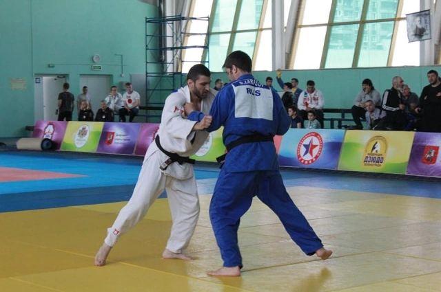 Калининградец выиграл чемпионат России по дзюдо среди неслышащих