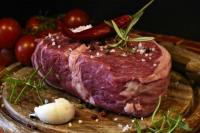 За 2019 год на показатели безопасности исследоваали 2246 пробы мяса и мясных продуктов.