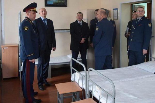 Казармы спецназа ГРУ, которые расположены на землях министерства обороны, планируют отдать под исправительный центр.
