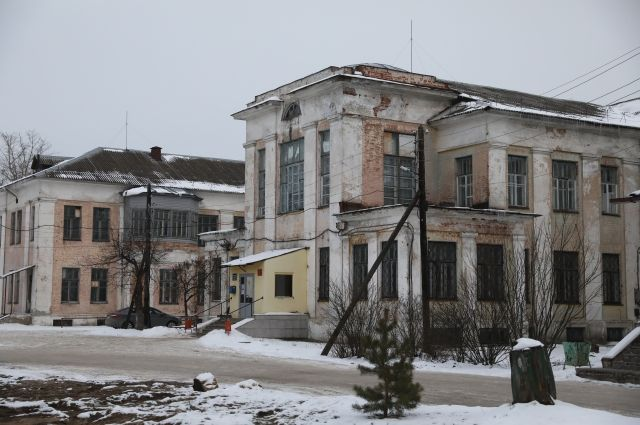 Балахнинская ЦРБ