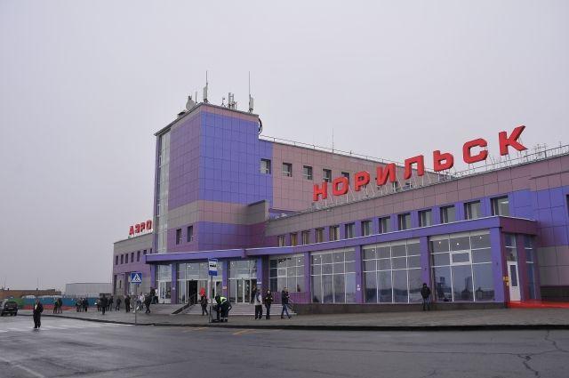 Дорогу из аэропорта в Норильск в этом году уже перекрывали несколько раз.