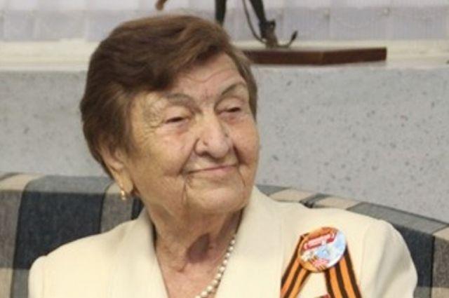 В Оренбурге ушла из жизни Екатерина Кукушкина