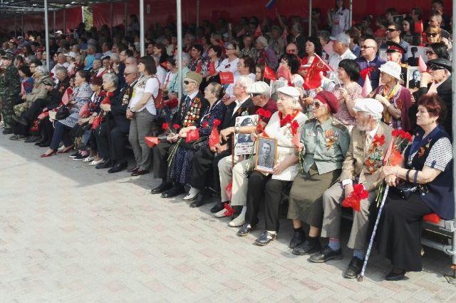 Тюменские ветераны ВОВ ко Дню Победы получат единовременную помощь