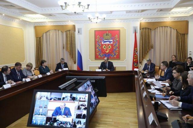 Правительство Оренбургской области утвердило региональную инвестиционную программу на текущий год