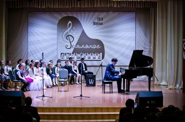 Денис Мацуев сыграет концерты в Бузулукском, Тоцком районах и Сорочинске.
