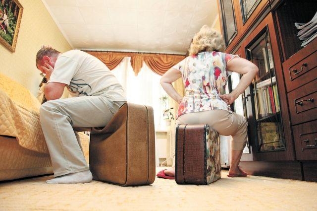 Разводов стало больше только пяти регионах страны, в том числе и в Удмуртии.
