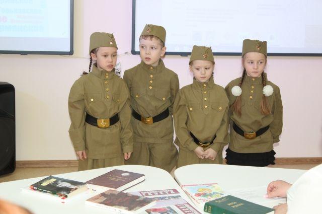 В Каскаринской школе стартовала акция «1418 строк о войне»