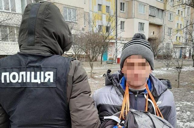 В Киеве поймали донецких домушников-«альпинистов»