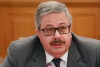 Посол РФ в Турции Алексей Ерхов.