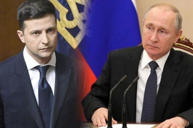 Зеленский и Путин провели телефонный разговор: подробности