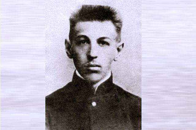 Евгений Петрович Шмидт.