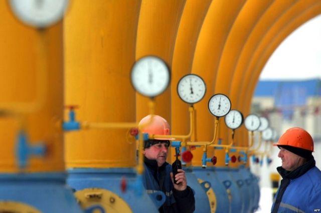 в январе составила 5791,5 грн за тыс.  м³ (с НДС)