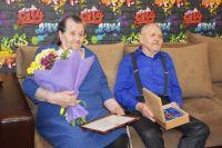 Александр Моор рассказал о паре, отметившей 70-летие совместной жизни