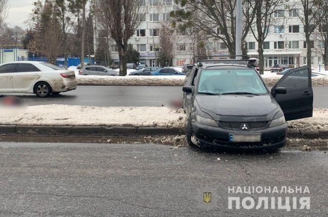 ДТП в Харькове: автомобиль насмерть сбил двоих пешеходов