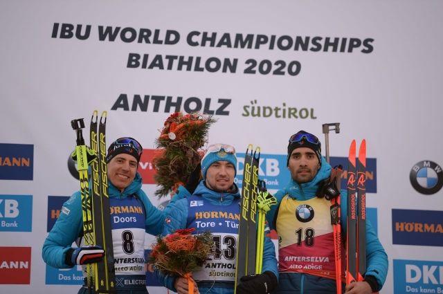 Тюменец Александр Логинов стал чемпионом мира в спринте