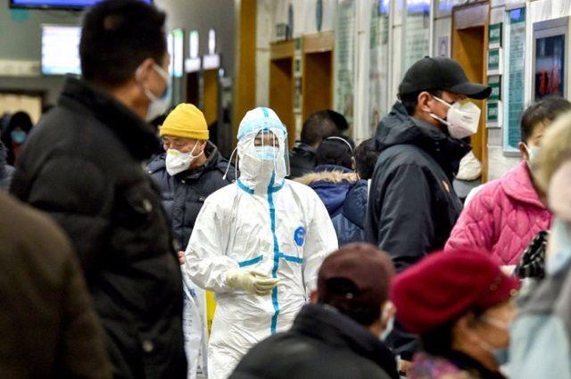 Жертвами коронавируса в Китае стали 1665 человек photo