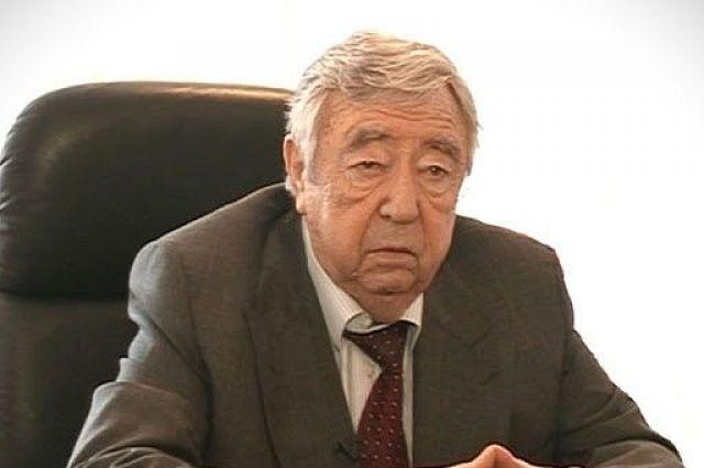 Губернатор и правительство Оренбуржья выразили соболезнования семье Рэма Храмова