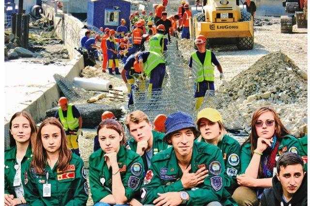 Студенты будут строить дороги, объекты агропромышленного комплекса, добычи и переработки ресурсов.