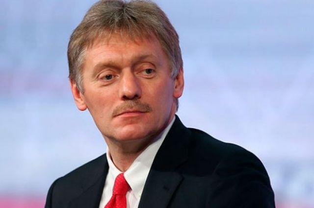 Песков отреагировал на идею Зеленского о патрулировании границы на Донбассе
