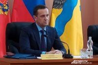 Глава Оренбурга Владимир Ильиных предложил изменить два областных закона