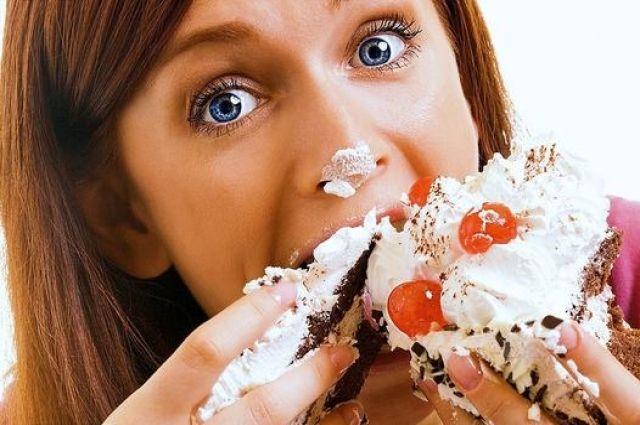 Ученые выявили тягу к сладкой и жирной пище